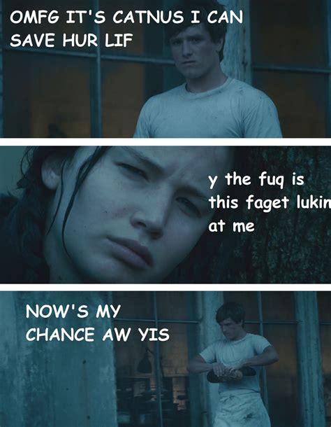 Thg Memes - lol funny the hunger games thg katniss everdeen jennifer