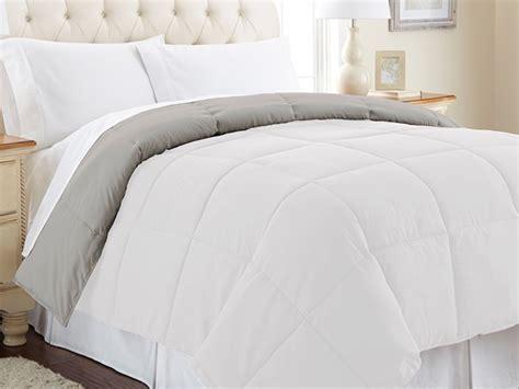 light grey down comforter down alt comforter twin 12 colors