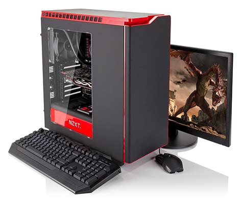 desk for gaming pc vibox wildfire desktop gaming pc review pc advisor