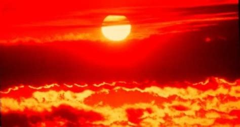 heat a warning of heat wave expected to hit zambia this weekend