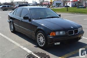 1992 Bmw 325i 1992 Bmw 325i Sport Sedan Fully Loaded Lachine For