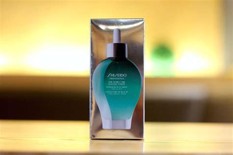 Shiseido Fuente Forte Power Drop luminnej malaysian lifestyle lifestyle