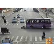 Shocking Chinese Road Safety Video That Shows Dozens Of