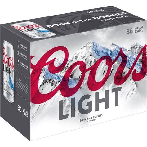 coors light 30 coors light case sizes decoratingspecial com