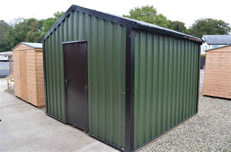 Steel Sheds by 8x6 Shed Dimensions Storage Rooms In Metal Shed