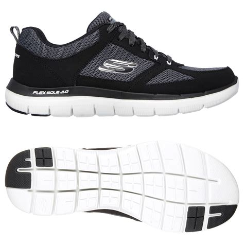 athletic mens shoes skechers flex advantage 2 0 mens athletic shoes aw16