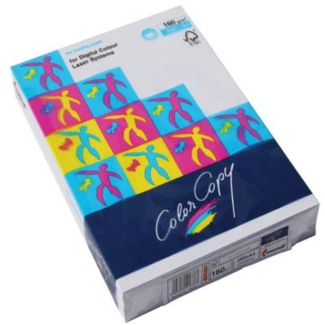 color copy papier color copy haute densit 233 satin 233 a4 120g