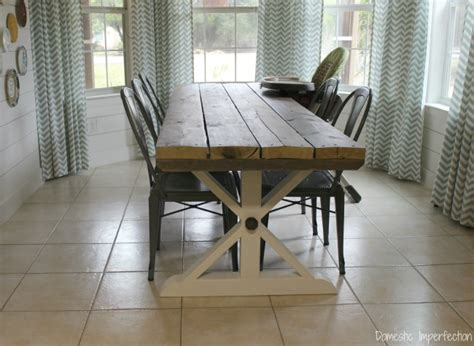 rustic wood dining room table barn style dining room table peenmedia com