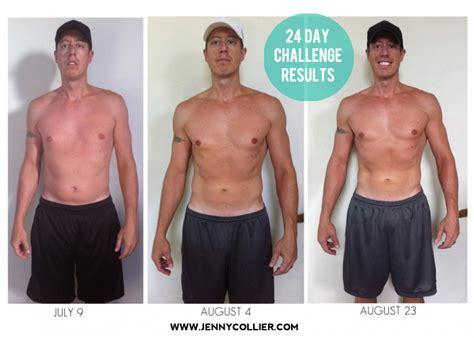 24 day challenge results advocare before and after 187 collier
