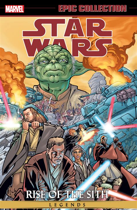 star wars legends epic collection rise of the sith volume 1 wookieepedia fandom powered by