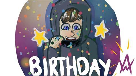 alan walker birthday fan animation happy birthday alan walker youtube
