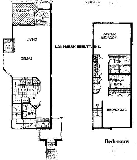 condo house plans 2 story condo floor plans tiny houses and more