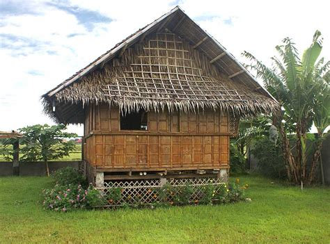 Tiny Farmhouse by We Build A Bahay Kubo Bamboo Guest House My Philippine