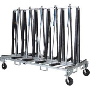 glass storage rack solutions groves incorporated