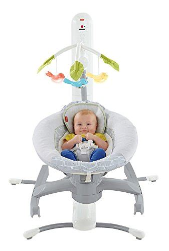 fisher price cradle n swing fun park automatic baby rockers make great baby shower gifts home