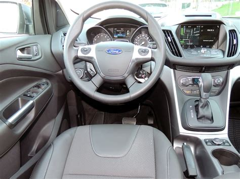 ford escape 2016 interior 2016 ford escape se 4wd review wheels ca