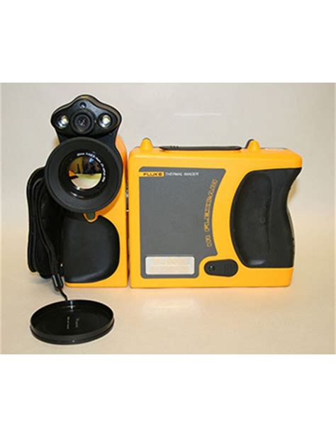 used fluke ti50ft calibrated