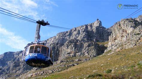 table mountain cable car table mountain cable car station pixshark com