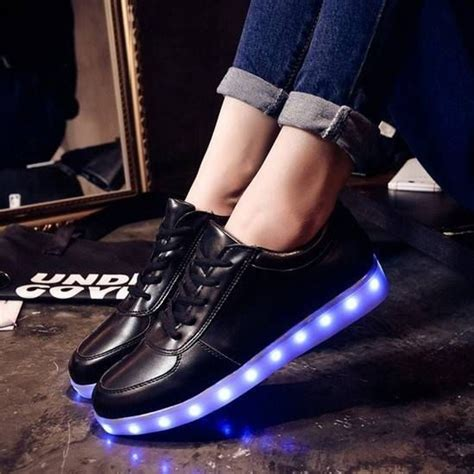 sneakers with lights on the bottom heartjacking ledshoes lightupshoes lightupsneakers