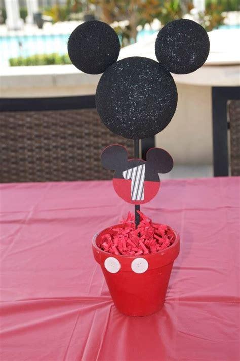 Centerpiece Mickey 1st Birthday 289566 mickey mouse birthday centerpiece minnie mouse