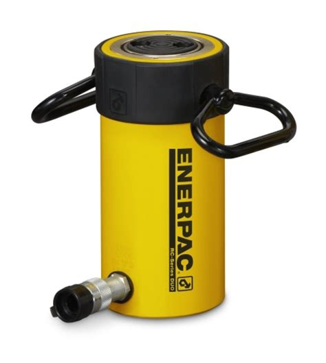 enerpac ram enerpac rc 5013 single acting 50 ton cylinder alloy steel