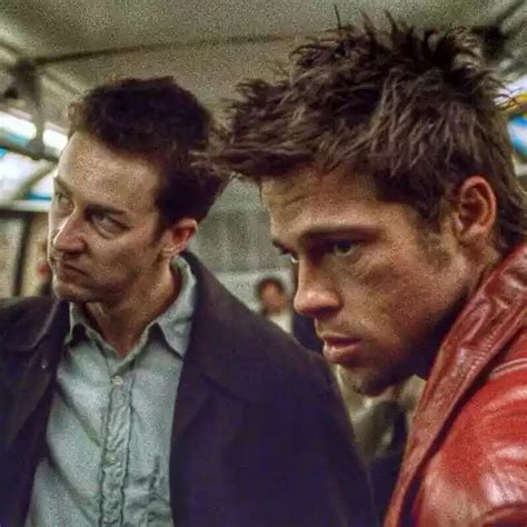 tyler durden hairstyle 869 best images about movie photos on pinterest 500 days