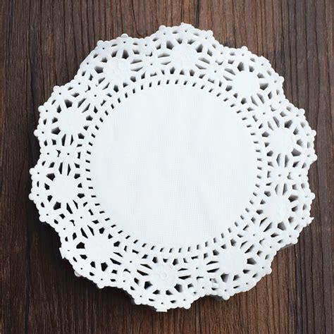 Paper Doyleys 6 5 Termurah Paper Doli Paper Dolly 250pcs 4 5 inch 11 4cm white lace paper doilies