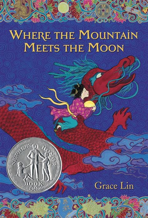 s mountain books where the mountain meets the moon children s lit text