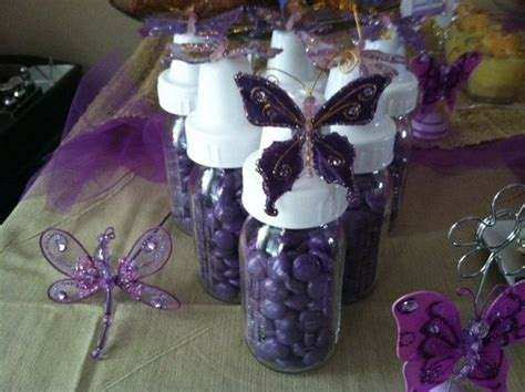 Purple Baby Shower Favors purple butterflies baby shower ideas favors butterfly and babyshower