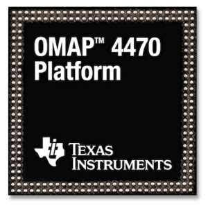 ti omap4470 streams wirelessly from android device