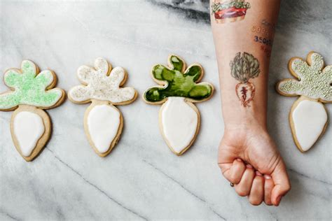 Tattoo Giveaway - sugar beet sugar cookies a mollyontherange tattoo giveaway molly yeh