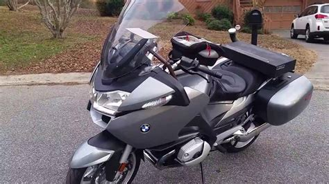2005 bmw r1200rt 2005 r1200rt bmw aux tank included for sale on ebay