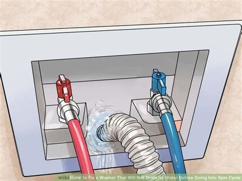 laundry drain design 3 answers what should i do if my washer drain is clogged