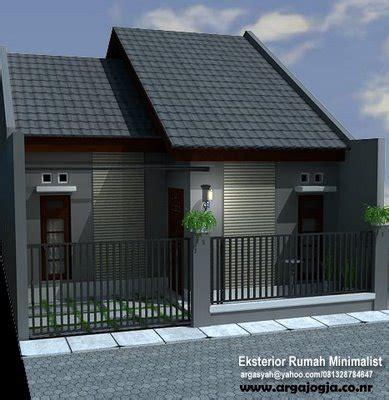 gambar desain rumah minimalis modern keren ananda 7 ananda