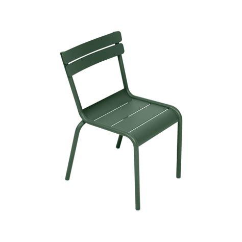 chaise fermob luxembourg chaise enfant luxembourg kid de fermob c 232 dre