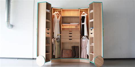 Wardrobe Designs For Small Spaces by Ideale Inloopkast Voor Kleine Ruimtes Roomed