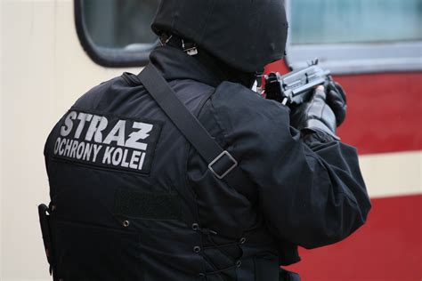 Tactical Officer by File Stra綣 Ochrony Kolei Tactical Officer 3046726085 Jpg