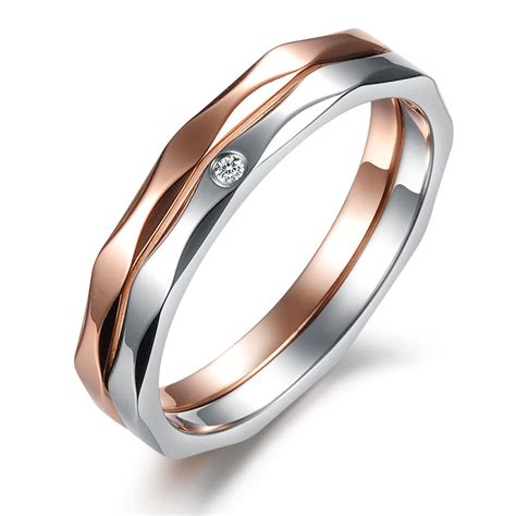 free shipping 2014 ring o his and hers promise ring sets