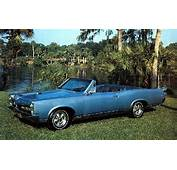 Pontiac GTO Convertible 1967  Picture Gallery Motorbase