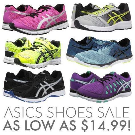 tennis shoes on sale asics tennis shoes on sale for as low as 14 99 today