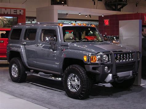hummer h3 hummer h3 cool designs car
