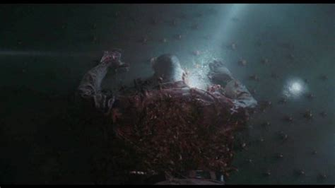 the mist 5 9 movie clip spiders 2007 horrid ways to go the mist youtube