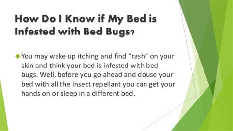 how to know if your good in bed how to tell if its a bed bug bite how to identify atlanta