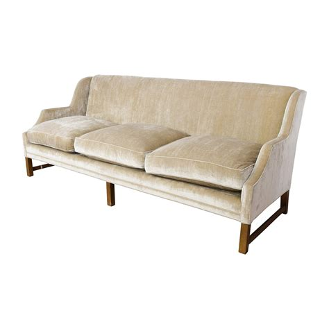 o henry house sofa taupe velvet sofa laurence llewelyn bowen scarpa right