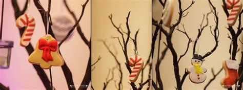 como decorar un portaretrato con ramas 5 ramas decoradas de navidad imagui