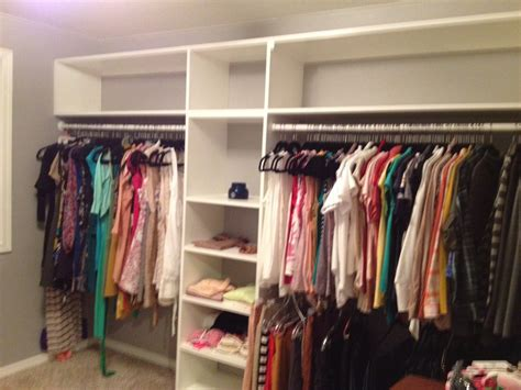 spare room closet spare bedroom turned into closet room my true humble
