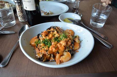 Bencotto Italian Kitchen by Fettuccine Nero With Shrimps Picture Of Bencotto Italian