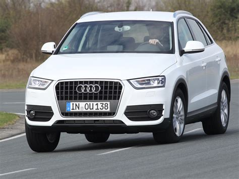 Vergleichstest Audi Q3 by Audi Q3 8u Autozeitung De