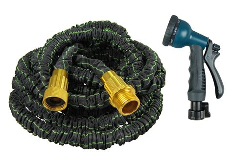 best water hose best expandable garden hose on the market 2018 with brass