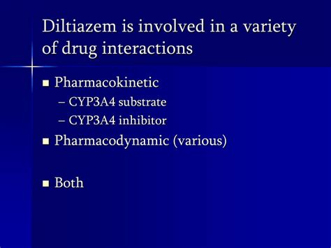 Schwarzkümmelöl Bei Asthma 2082 by Ppt Diltiazem Interactions A Quality Assessment Of